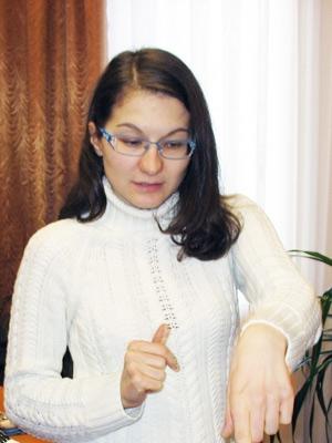 Касьяненко Аделина Юрьевна