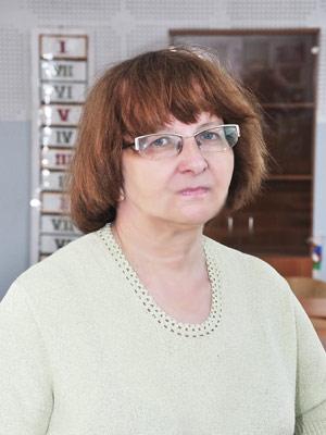 Медяник Мария Алексеевна