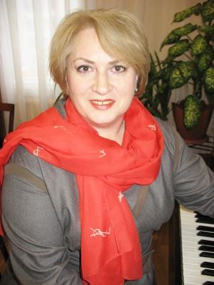 Скрипкина Людмила Анатольевна