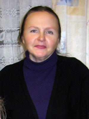 Шарапова Лариса Львовна
