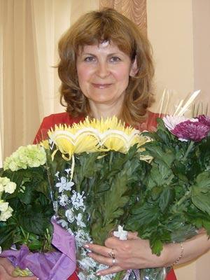 Дедова Наталия Владимировна