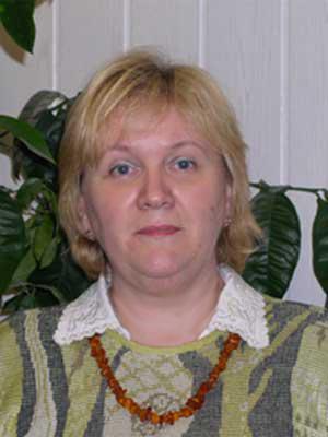 Белозерова Любовь Алексеевна