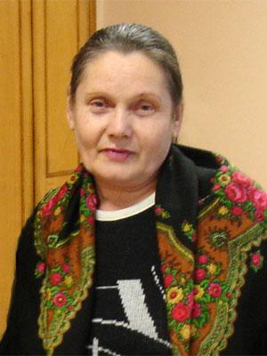 Кульбаченко Людмила Михайловна