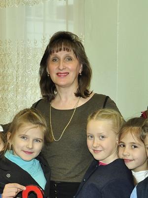 Семина Мария Ивановна