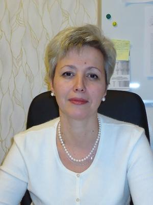 Блыкина Ирина Николаевна