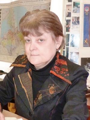 Родионова Вера Александровна