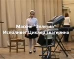 Гран-при VI городского фестиваля инструменталистов «Подснежник»
