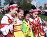 Парад учащихся ДДЮТ